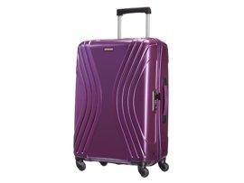 Średnia walizka AMERICAN TOURISTER 91A*91002 fioletowa